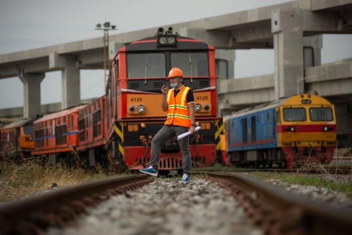 mantenimiento de ferrocarriles